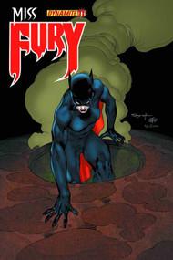 Miss Fury #11 Cover B Syaf -- DEC131082