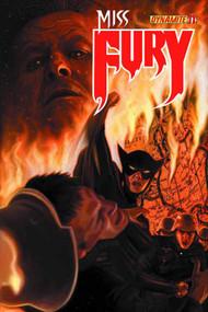 Miss Fury #11 Cover C Worley -- DEC131083