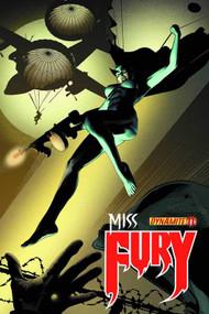 Miss Fury #11 Cover D Calero -- DEC131084