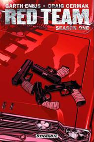 Garth Ennis Red Team TPB Vol 01 Season One (Mature Readers) -- DEC131093