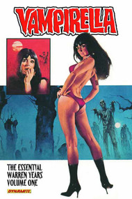 Vampirella The Essential Warren Years TPB (Mature Readers) -- DEC131095