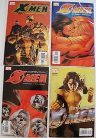 Astonishing X-Men 13, 14, 15, 16, 17, 18, 19 Whedon Cassaday -- COMIC00000033-001