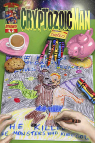 Cryptozoic Man #4 (of 4) -- DEC131102