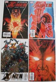 Astonishing X-Men 20, 21, 23, 24, 25, 26, 27 Whedon Cassaday -- COMIC00000033-002