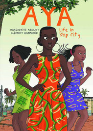 Aya Life In Yop City Graphic Novel GN (Mature Readers) -- DEC131129