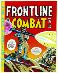 EC Archives Frontline Combat HC Vol 01 -- DEC131132