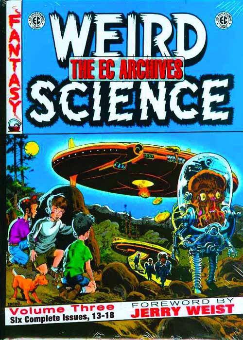 EC Archives Weird Science HC Vol 03 -- DEC131136