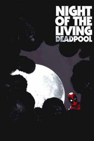 Dynamic Forces Night Of Living Deadpool #1Bunn Signed -- DEC131141