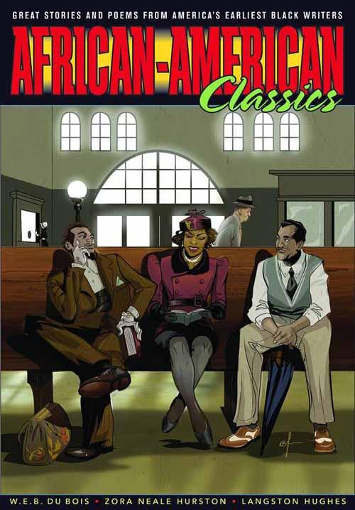 Graphic Classics Graphic Novel GN Vol 22 African American -- DEC131160