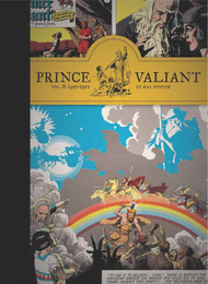 Prince Valiant HC Vol 08 1951-1952 -- DEC131162