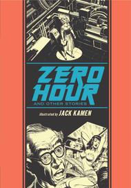 EC Jack Kamen Zero Hour & Other Stories HC -- DEC131163