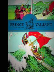 Prince Valiant HC Vol 04 1943-1944 -- DEC131170