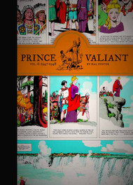 Prince Valiant HC Vol 06 1947-1948 -- DEC131172