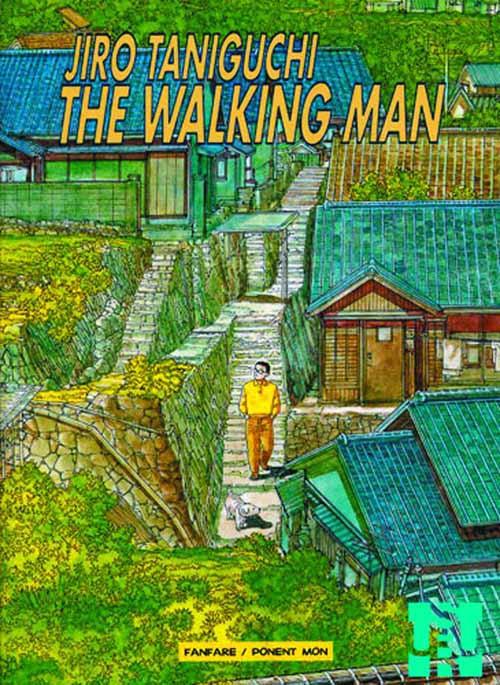 Walking Man HC 10th Anniversary Edition -- DEC131179