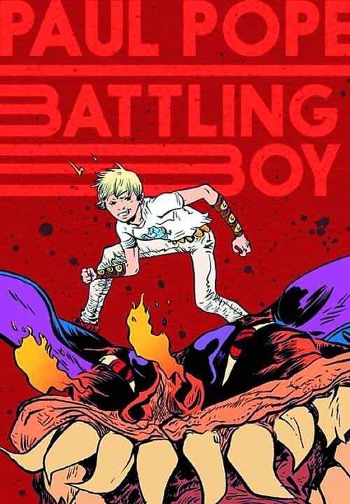 Battling Boy HC Graphic Novel GN -- DEC131182