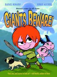Giants Beware Graphic Novel GN -- DEC131183