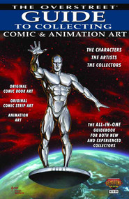 Overstreet Guide To Collecting Vol 02 Comic & Animation Art -- DEC131184