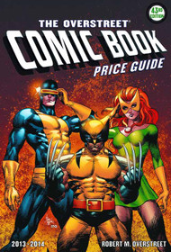 Overstreet Comic Book Price Guide HC Vol 43 X-Men -- DEC131188