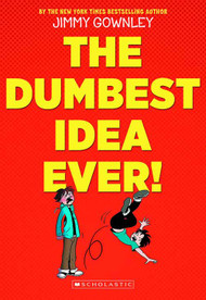 Dumbest Idea Ever HC Graphic Novel GN -- DEC131191