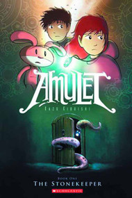 Amulet SC Vol 01 Stonekeeper New Printing -- DEC131192
