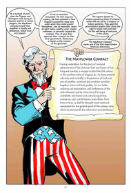 Great American Documents SC Graphic Novel Vol 01 1620-1830 -- DEC131197