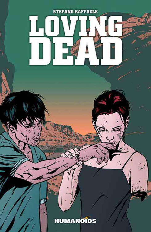 Loving Dead HC (Mature Readers) -- DEC131198