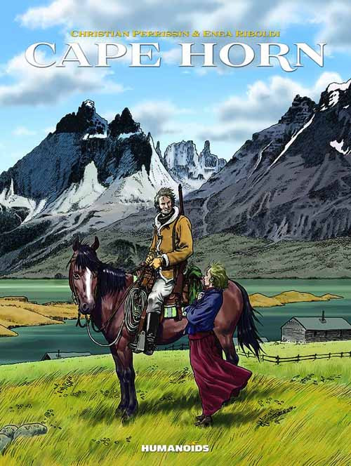 Cape Horn HC (Mature Readers) -- DEC131199