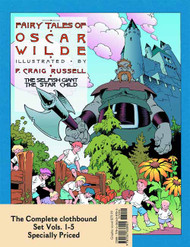 Tales Of Oscar Wilde Complete HC Set Vol 1-5 -- DEC131212