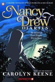 Nancy Drew Dairies Graphic Novel GN Vol 01 -- DEC131224