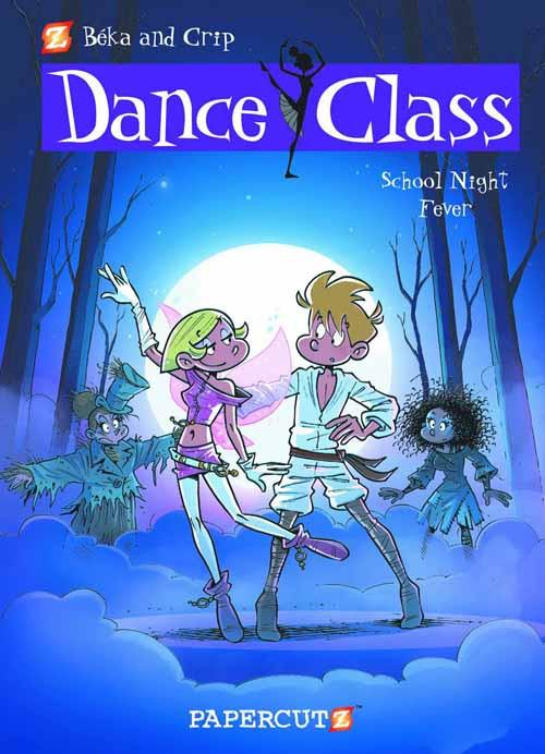 Dance Class HC Vol 07 School Night Fever -- DEC131228