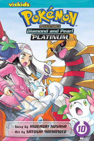Pokemon Adv Platinum Graphic Novel GN Vol 10 -- DEC131244
