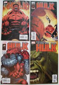 Hulk 1, 2, 3, 4 Set Lot Loeb McGuinness Iron Man She-Hulk -- COMIC00000048