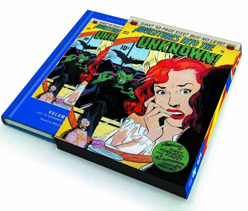 ACG Collection Works Adv Into Unknown Slipcase Edition 05 -- DEC131245