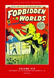 ACG Collection Works Forbidden Worlds HC Vol 06 -- DEC131246