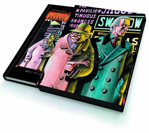 Casebook Of Bryant & May HC Soho Devil Slipcase Edition -- DEC131248