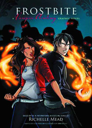 Richelle Mead Vampire Academy Graphic Novel 02 Frostbite -- DEC131254