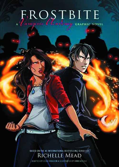 Richelle Mead Vampire Academy Graphic Novel 02 Frostbite -- DEC131254