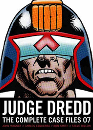 Us Judge Dredd Complete Case Files TPB Vol 07 -- DEC131258