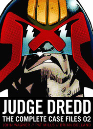 Us Judge Dredd Complete Case Files TPB Vol 02 -- DEC131260