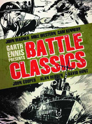 Garth Ennis Presents Battle Classics HC -- DEC131286
