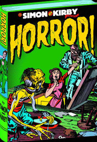 Simon & Kirby HC Library Horror -- DEC131287