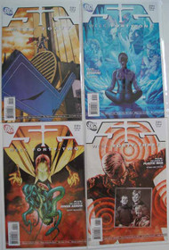 52 Week 40, 41, 42, 43, 44 Batman Superman Wonder Woman Johns Morrison -- COMIC00000063-004