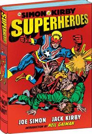 Simon & Kirby Superheroes HC -- DEC131289