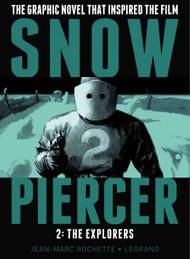 Snowpiercer HC Vol 02 The Explorers (Mature Readers) -- DEC131291