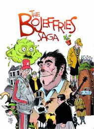 Bojeffries Saga Graphic Novel GN (Mature Readers) -- DEC131294