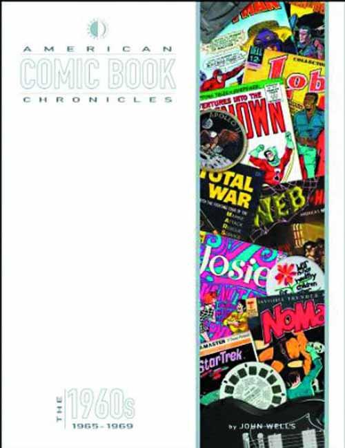 American Comic Book Chronicles HC 1965-1969 -- DEC131299