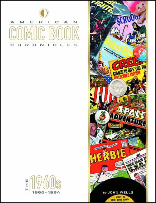 American Comic Book Chronicles HC 1960-1964 -- DEC131300