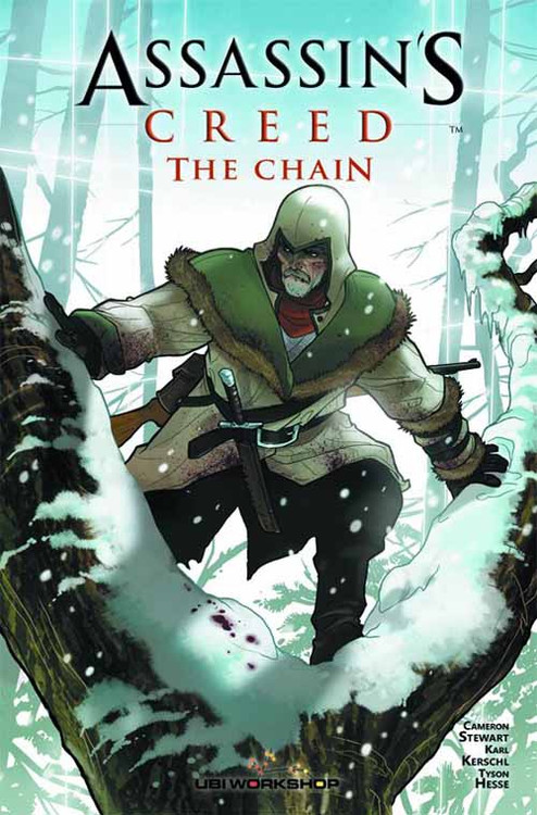 Assassins Creed The Chain Graphic Novel GN -- DEC131304