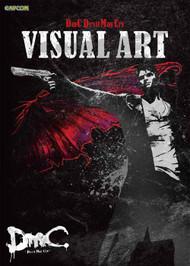 DMC Devil May Cry Visual Art SC -- DEC131308