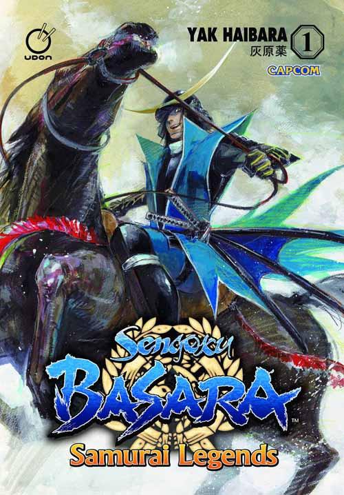 Sengoku Basara Samurai Legends Graphic Novel Vol 01 (of 2) -- DEC131309